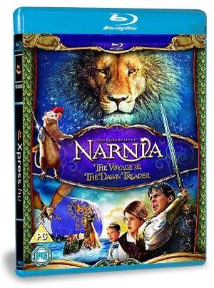 Narnia Krónikái: A Hajnalvándor útja (Blu-ray)