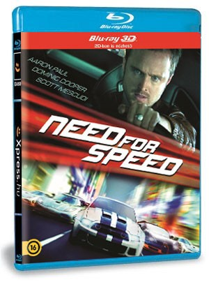 Need For Speed (BD3D) (Blu-ray)