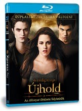 New Moon - Újhold (Blu-ray)