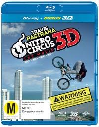 Nitro Circus élőben (BD3D) (Blu-ray)