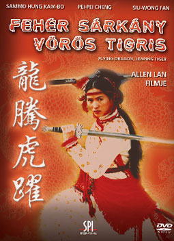 Fehér sárkány, vörös tigris