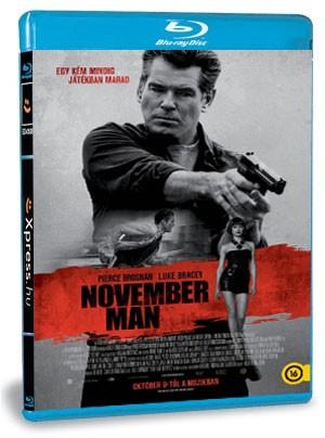 November Man (Blu-ray)