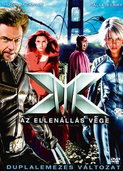 X-Men 3. - Az ellenállás vége