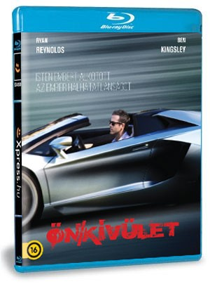 Önkívület (Blu-ray)