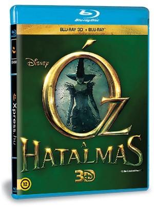 Óz, a hatalmas 3D (Blu-ray)