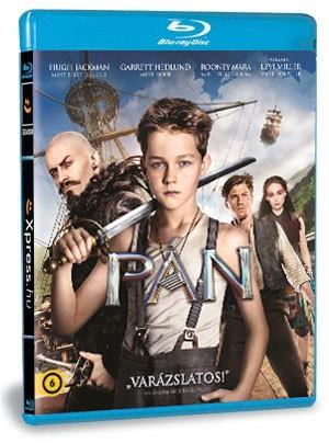 Pán (2015) (Blu-ray) 3D