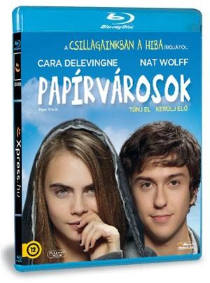 Papírvárosok (Blu-ray)
