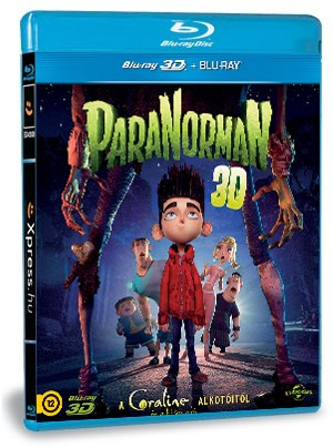 ParaNorman (BD3D) (Blu-ray)