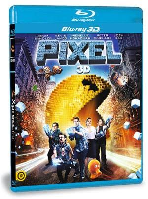 Pixel (BD3D) (Blu-ray)