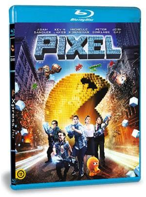Pixel (Blu-ray)