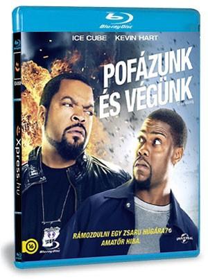 Pofázunk és végünk (Blu-ray)