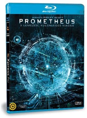 Prometheus (BD3D/BD) (3 BD) (Blu-ray)