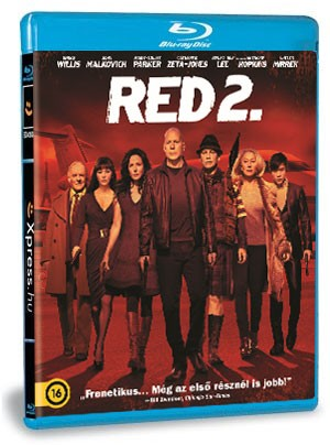 RED 2. (Blu-ray)