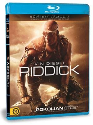 Riddick (2013) (Blu-ray)