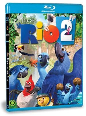 Rio 2. (Blu-ray)