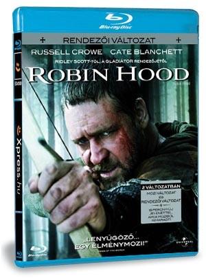 Robin Hood (Blu-ray)