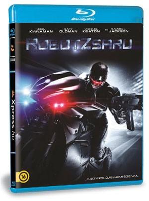 Robotzsaru (2014) (Blu-ray)