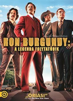 Ron Burgundy: A legenda folytatódik