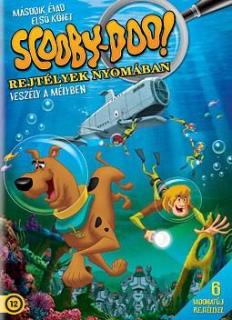 Scooby-Doo! Rejtélyek nyomában - 2. évad, 1. kötet