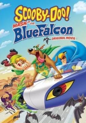 Scooby-Doo Kék Sólyom maszkja