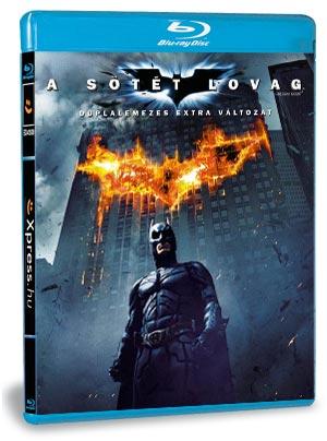 Batman: A sötét lovag (Blu-ray)