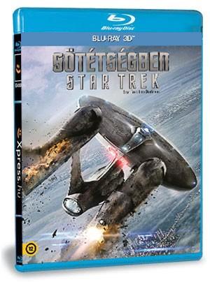 Sötétségben - Star Trek (BD3D) (Blu-ray)