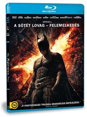 A sötét lovag - Felemelkedés (Blu-ray)