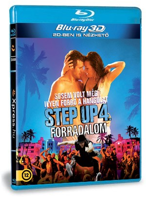 Step Up 4.: Forradalom (BD3D) (Blu-ray)