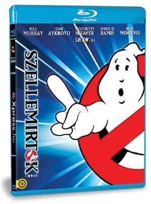 Szellemirtók (Blu-ray)