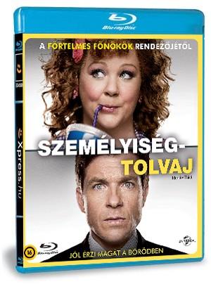 Személyiségtolvaj (Blu-ray)