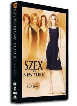 Szex és New York - 4. évad