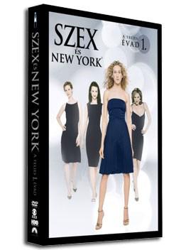 Szex és New York - 1. évad
