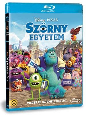 Szörny Egyetem (Blu-ray)