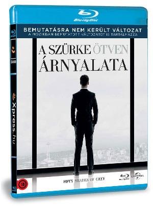 A szürke ötven árnyalata (Blu-ray)