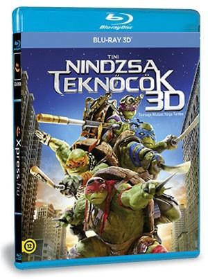 Tini Nindzsa Teknőcök (2014) (BD3D) (Blu-ray)