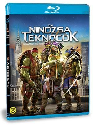 Tini Nindzsa Teknőcök (2014) (Blu-ray)