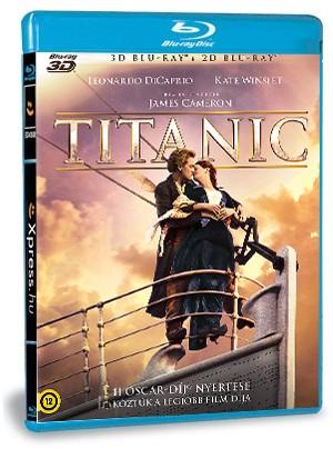 Titanic (Blu-ray) 3D