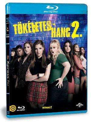 Tökéletes hang 2. (Blu-ray)