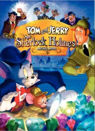 Tom és Jerry és Sherlock Holmes