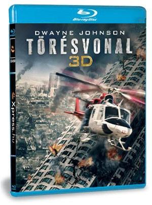Törésvonal (BD3D+BD) (Blu-ray)