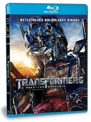 Transformers 2 - A bukottak bosszúja (Blu-ray)