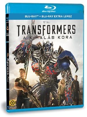 Transformers: A kihalás kora (Blu-ray)