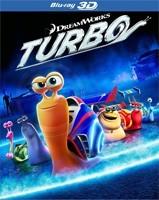 Turbó (3D Blu-ray + Blu-ray)