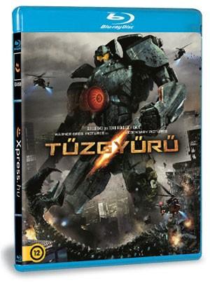 Tűzgyűrű (2 BD) (Blu-ray)