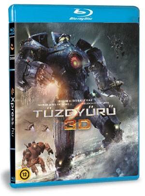 Tűzgyűrű (BD3D + 2 BD) (Blu-ray)