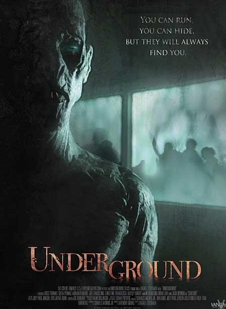 Underground - A mélybe rejtve