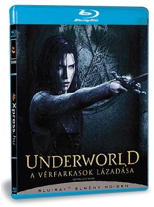 Underworld - A vérfarkasok lázadása (Blu-ray)