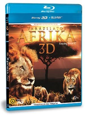 Varázslatos Afrika (BD3D) (Blu-ray)