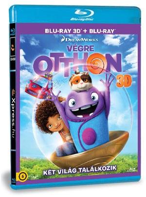 Végre otthon! (BD3D+BD) (Blu-ray)