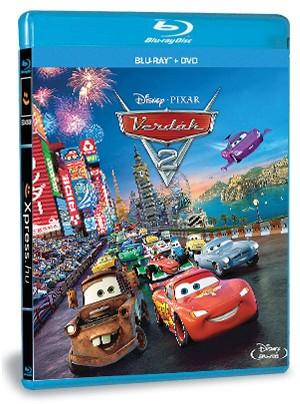 Verdák 2 (Blu-ray) 3D